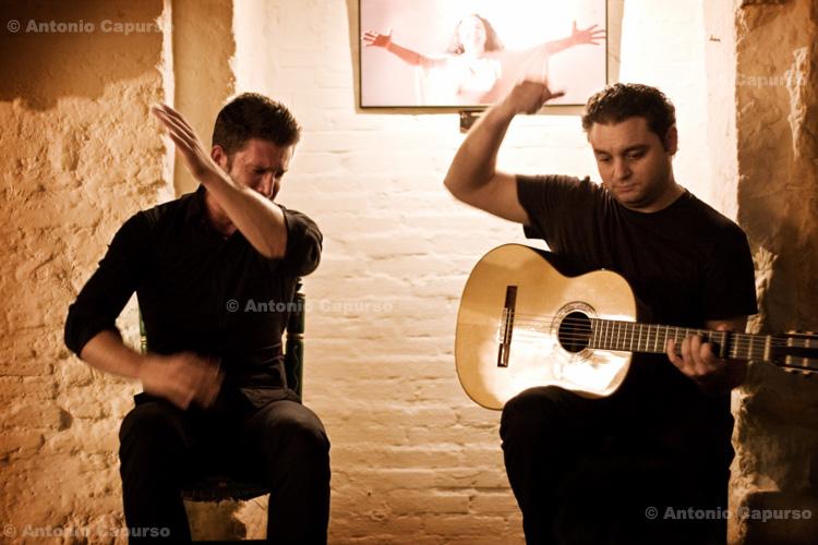 "Seville - \""La carboneria\"", flamenco performers"