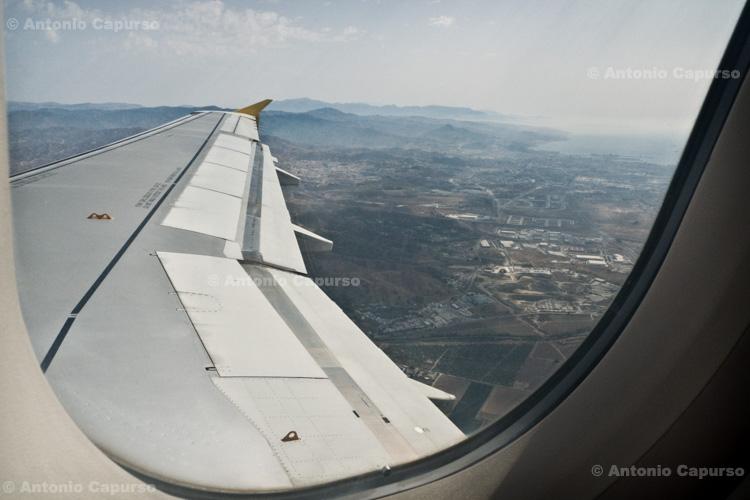 Return flight - Volo di ritorno
