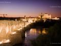 Cordoba - Roman bridge and Mezquita