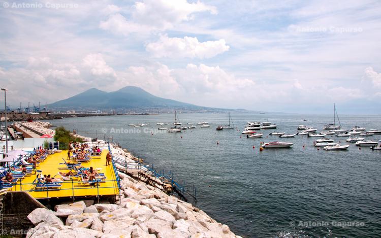 Lungomare Caracciolo, Naples - Campania, Italy - June 2011