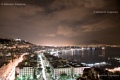 Night view from Sant'Antonio Terrace in Posillipo, Naples - Campania, Italy - June 2011