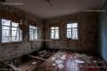 Inside an abandoned building in Zalissya (2), Chernobyl area - Ukraine, 2019