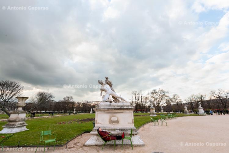The Tuileries Garden - Paris, France (2016)