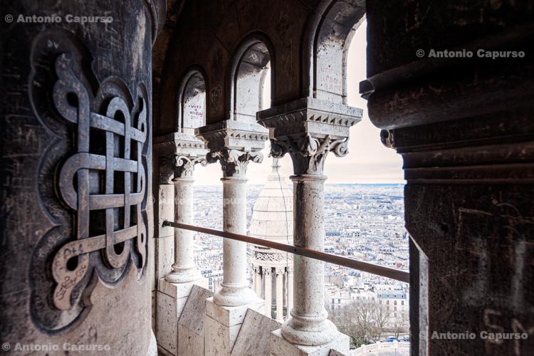 Inside Sacré-Cœur Basilica - Paris, France (2016)