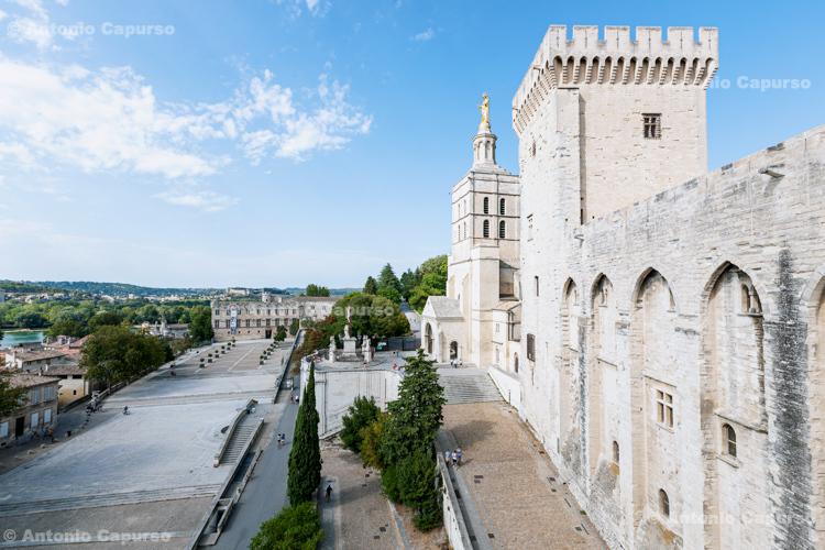 Palais des Papes - Avignon, France (2016)