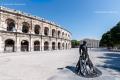 Arena of Nimes (Roman amphitheatre) - Nimes, France - 2016