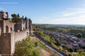 Carcassonne old town - Carcassonne, France (2016)
