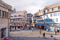 Colmar city centre in Alsace - Colmar, France (2016)