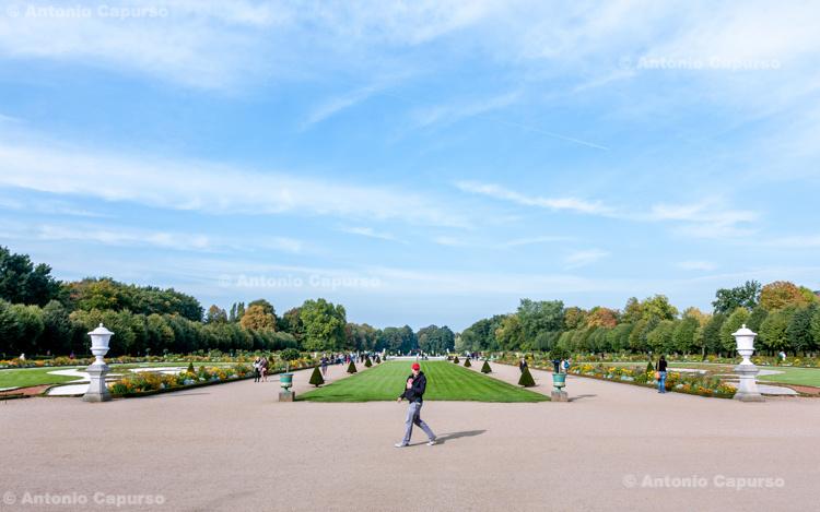 Inside Charlottenburg Palace, Berlin - Germany, 2015