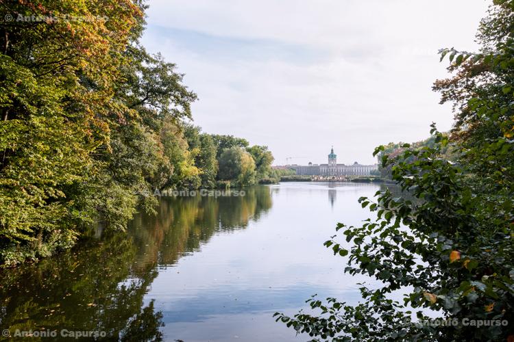 Charlottenburg Palace Gardens, Berlin - Germany, 2015