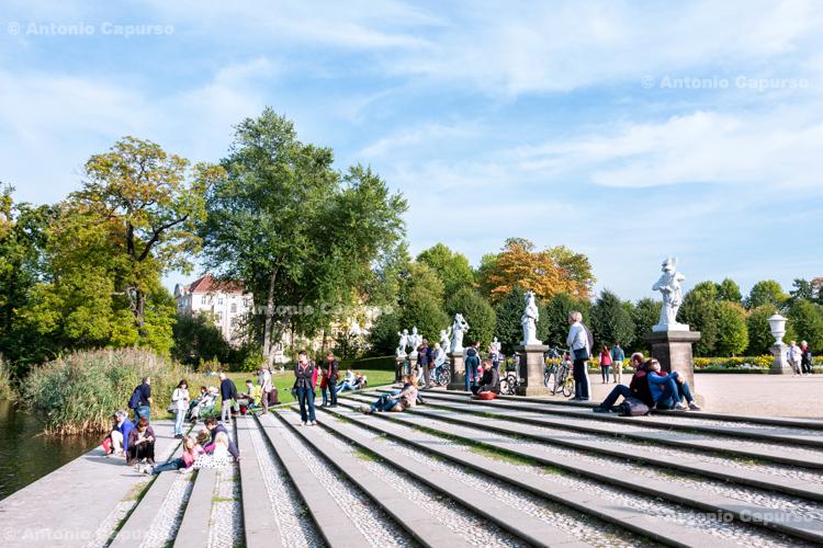 Charlottenburg Palace Gardens (2), Berlin - Germany, 2015