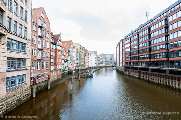 Speicherstadt district in Hamburg (2) - Germany, 2019