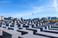 Holocaust Memorial on Cora-Berliner-Strasse - Berlin, Germany - 2015