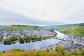 Panoramic view of the Mosel River, Bernkastel-Kues - Germany, 2017