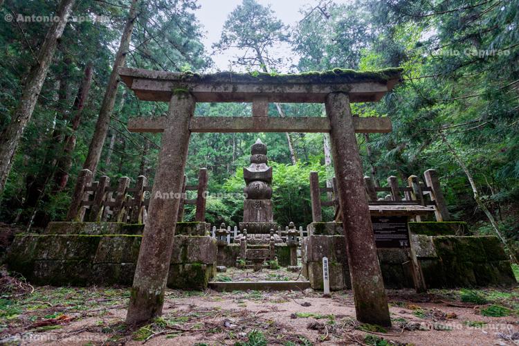 Okunoin Cemetery, Mount Koya, Japan (2018)