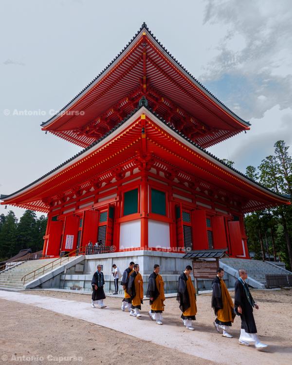 Danjo Garan Temple - Mount Koya, Japan (2018)