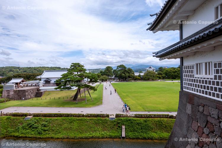 Kanazawa Castle - Kanazawa, Japan (2018)
