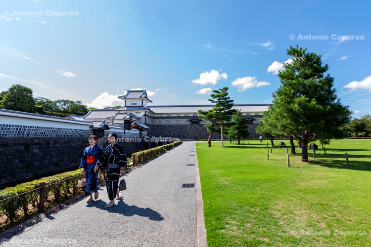 Kanazawa Castle (2) - Kanazawa, Japan (2018)