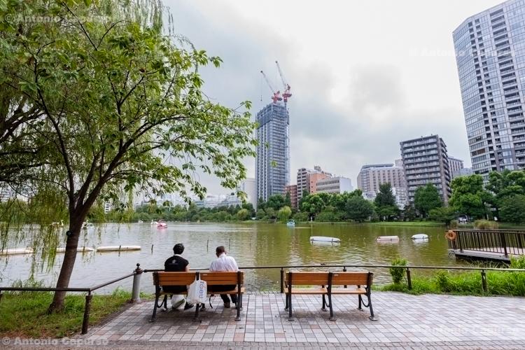 Ueno Onshi Park in Taitō - Tokyo, Japan (2018)
