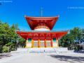 Konpon Daito pagoda at Danjo Garan Temple - Mount Koya, Japan (2018)