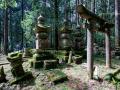 Okunoin Cemetery (3), Mount Koya, Japan (2018)
