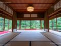 Traditional tatami house inside Kenrokuen Garden -  Kanazawa, Japan (2018)