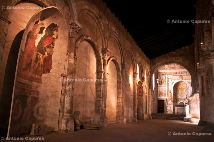 Santa Maria Maggiore Church - Tuscania, Lazio, Italy - 2011