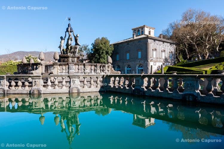 Villa Lante (2), Bagnaia, Lazio - Italy (April 2013)
