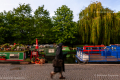 Regent's Canal at Little Venice - London, May 2014
