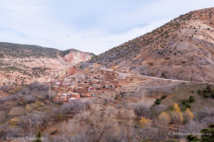 Berber Village near Marrakech - Morocco, 2015