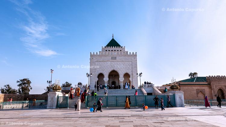 Mausoleum of Mohamed V, Rabat - Morocco, 2015