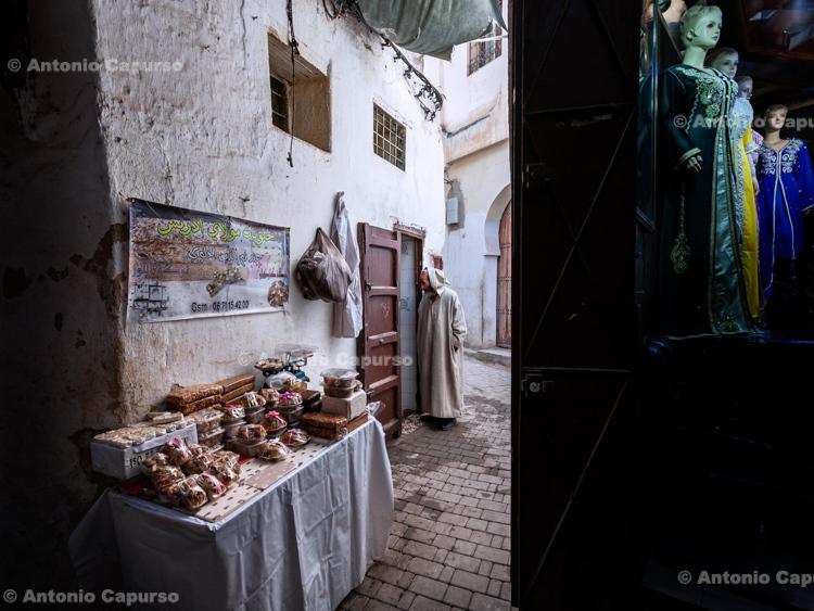Medina (old city) in Fes - Morocco, 2015