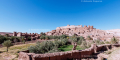 View of Ouarzazate - Morocco - 2015