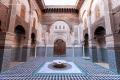 The Al-Attarine Madrasa in Fes - Morocco, 2015