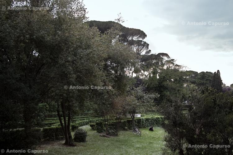 Villa Borghese, Rome - April 2011