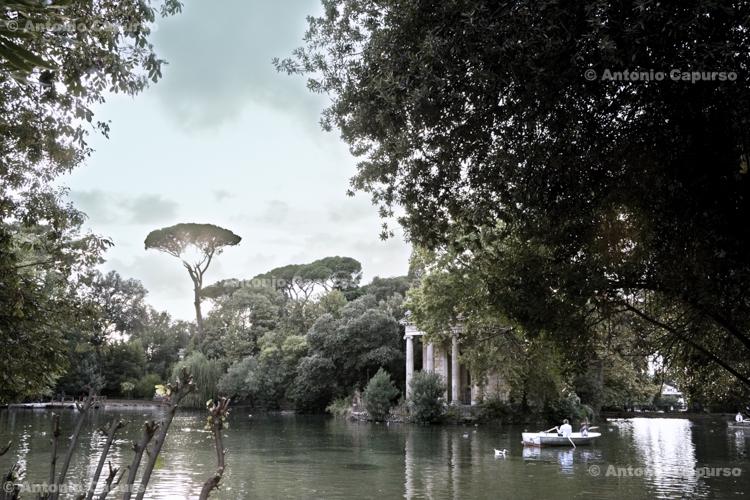 Villa Borghese, Rome - September 2010