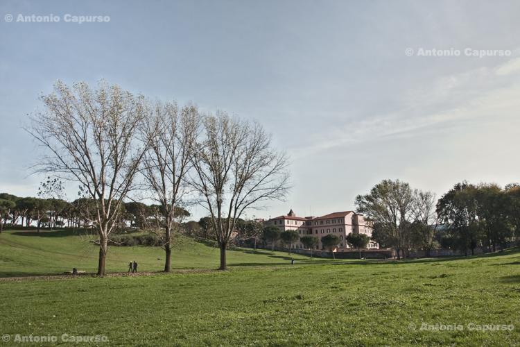 Villa Pamphili, Rome - November 2012