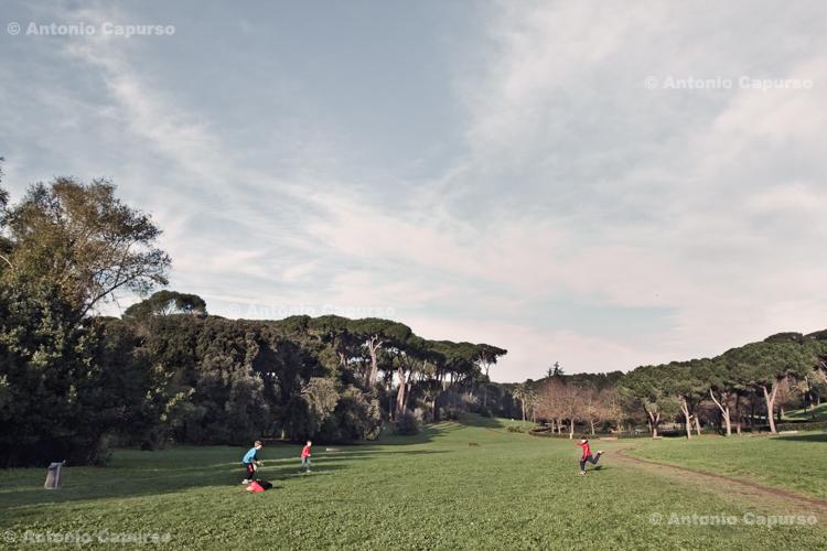 Villa Ada, Rome - December 2012