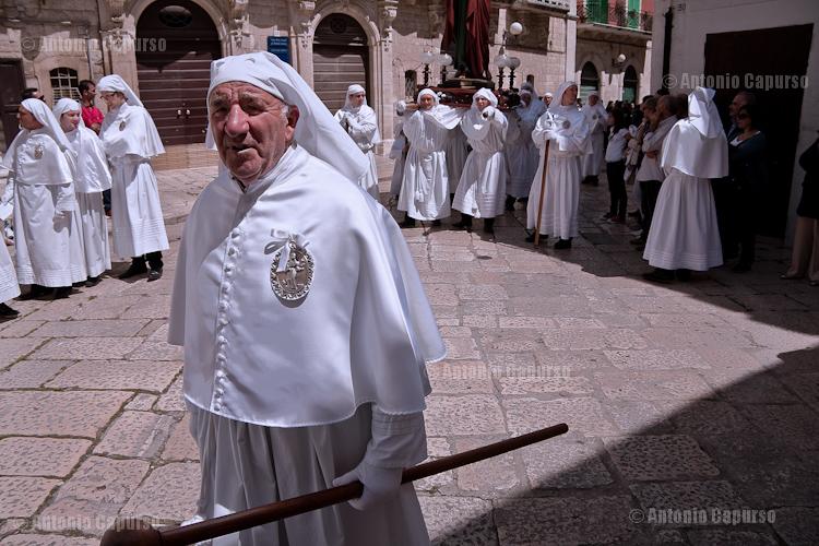 """A Mace Bearer (""""Mazziere"""") from the Confraternita di Sant'Antonio"""