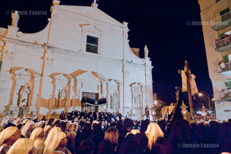 Sabato santo: ritirata della Pietà