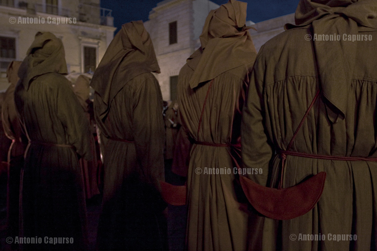 Confratelli dell'Arciconfraternita di Santo Stefano dal Sacco Rosso