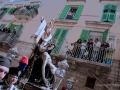 La Pietà portata in processione per le vie di Molfetta