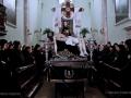 Chiesa del purgatorio: preghiera dei Confratelli della Morte