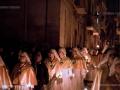 Santi Misteri: la processione esce dalla città vecchia