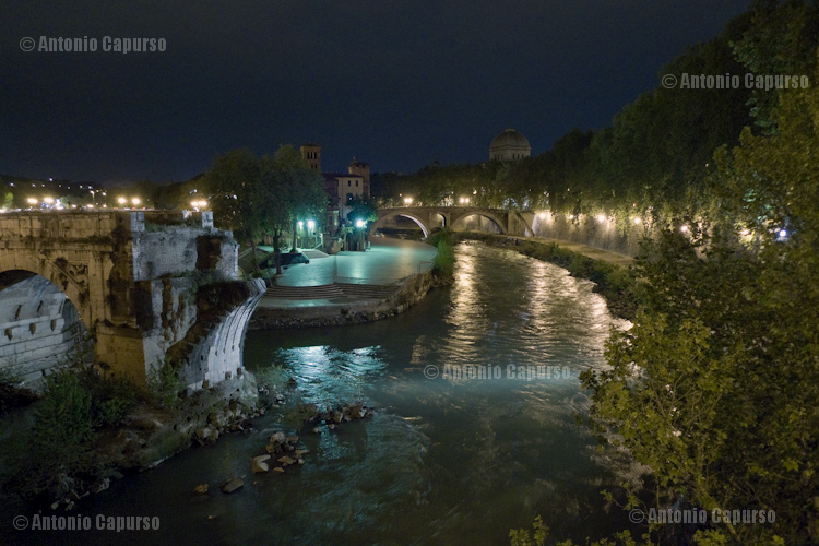 Ponte Emilio (Broken Bridge)