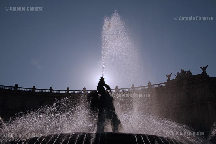 Glauco - Piazza della Repubblica