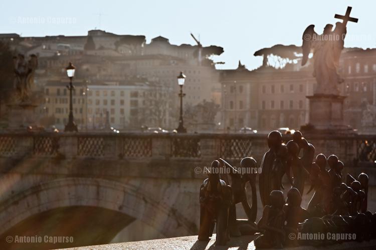 Ponte Sant'Angelo - African Art