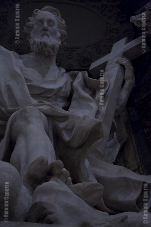 Basilica di San Giovanni in Laterano - Apostolo Filippo - particolare