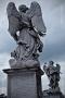 Ponte Sant'Angelo - Coppia di statue