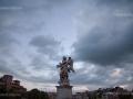 Ponte Sant'Angelo - Statua
